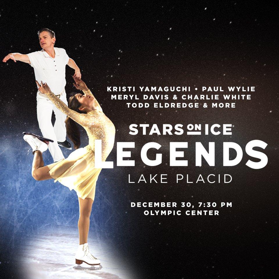 Eldredge Stars On Ice Legends Show