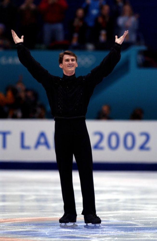 Todd Eldredge Figure Skater